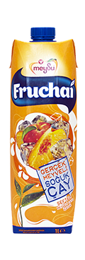 Fruchai Ice Tea Şeftali