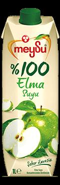 %100 Elma Suyu