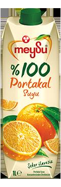 %100 Portakal Suyu