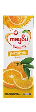 Dinamik Portakallı İçecek