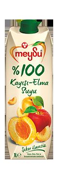 %100 Kayısı Elma Suyu